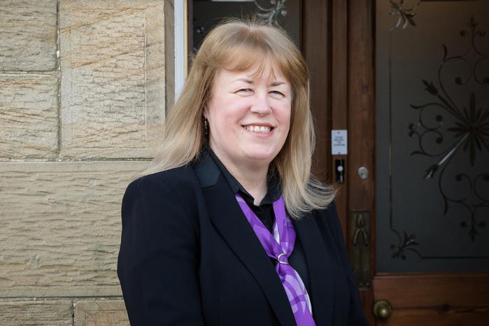 Profile picture of Gillian Stott